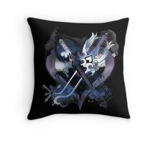 Kingdom Hearts 2 Throw Pillow