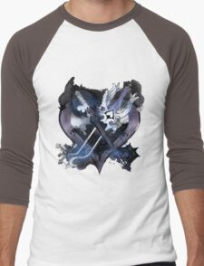 Kingdom Hearts 2 Men's Baseball ¾ T-Shirt