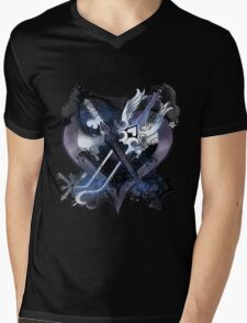 Kingdom Hearts 2 Mens V-Neck T-Shirt