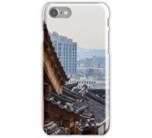 Seoul Korea Old and New iPhone Case/Skin
