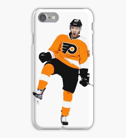 Shayne Gostisbehere iPhone Case/Skin