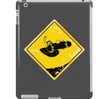 Tuck knee indy air iPad Case/Skin