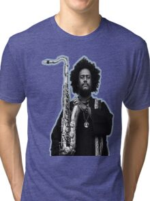 Kamasi Washington  Tri-blend T-Shirt