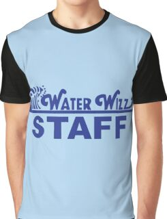 Water Wizz - STAFF Graphic T-Shirt