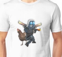 Counter:Strike - Global Offensive Chicken and CT model Unisex T-Shirt