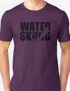 Water skiing Unisex T-Shirt
