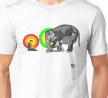 Buddha & The Elephant  Unisex T-Shirt
