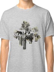 Nature -human Classic T-Shirt
