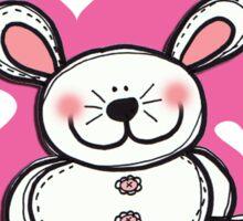 Mommy's Little Snuggle Bunny Sticker