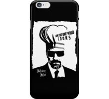 Baking Bad (Breaking bad parody) iPhone Case/Skin