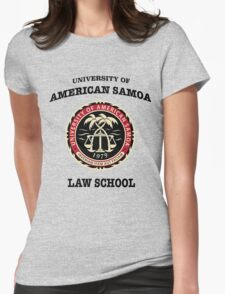 University of American Samoa Womens Fitted T-Shirt