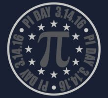 Pi Day 3 14 16 One Piece - Short Sleeve