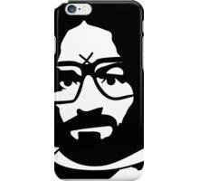Charles Manson Reilly iPhone Case/Skin