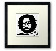 Charles Manson Reilly Framed Print