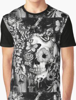 REM, illusions skull Graphic T-Shirt