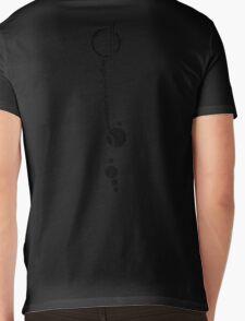 Commander Lexa's Tattoo Mens V-Neck T-Shirt