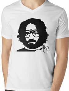 Charles Manson Reilly Mens V-Neck T-Shirt
