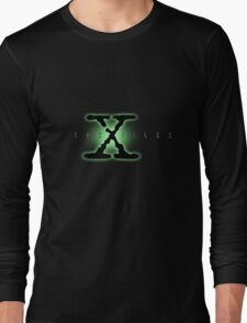 The X Files Logo T-Shirt