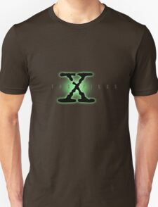 The X Files Logo T-Shirt