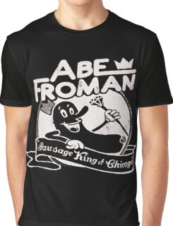 Abe Froman Graphic T-Shirt