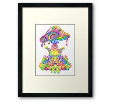 Mush for Brains Framed Print