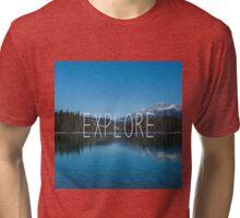 Explore Canada Tri-blend T-Shirt