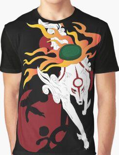 Ōkami Graphic T-Shirt