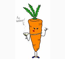 "Milady Carrot says ""Hellair!"" Unisex T-Shirt"