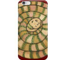 Sleeping Snakeman - Spirit Animal iPhone Case/Skin