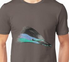 Common Dolphin (version turquoise/purple) Unisex T-Shirt