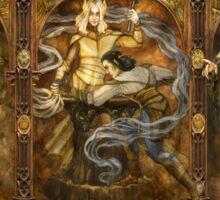 Sauron triptych Sticker