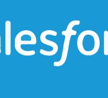 SalesForce Logo Sticker
