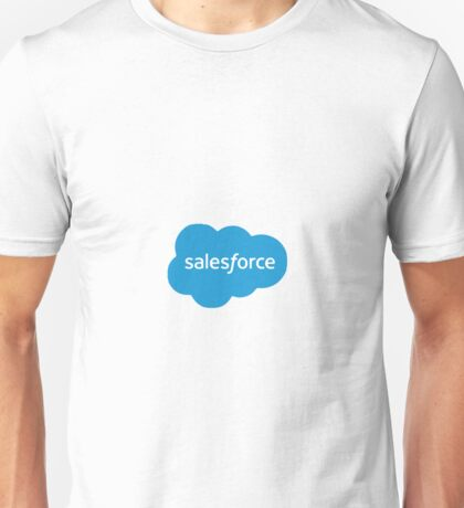 SalesForce Logo Unisex T-Shirt