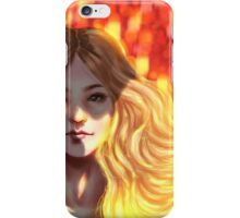 At last I see the light iPhone Case/Skin