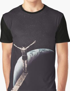 Zero Gravity Graphic T-Shirt