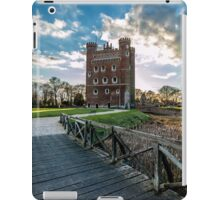 Tattershall Castle iPad Case/Skin