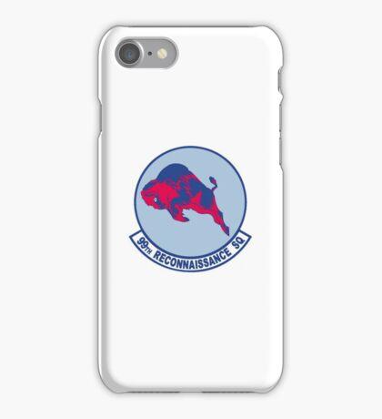 99th Reconnnaissance Squadron  iPhone Case/Skin