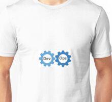 DevOps logo Unisex T-Shirt