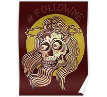 Follow Jesus Poster