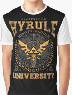 Hyrule University Graphic T-Shirt