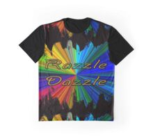 Razzle Dazzle2 Graphic T-Shirt