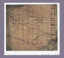 244 Sketch map showing location of 5 007 acres of Elkhorn Fork W Va coal timber lands Kids Tee