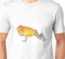 Strawberry Poison Dart Frog Unisex T-Shirt