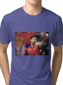 Novak Djokovic Tri-blend T-Shirt