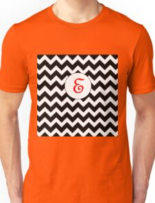 Red E Chevron T-Shirt