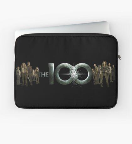 The 100 cast Laptop Sleeve