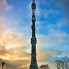 Ostankino Tower by Gouzelka