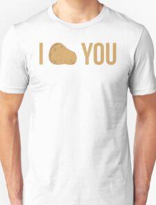 I Potato You T Shirt Unisex T-Shirt