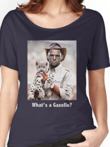 What's a Gazelle? Women's Relaxed Fit T-Shirt