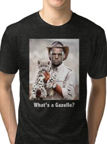 What's a Gazelle? Tri-blend T-Shirt